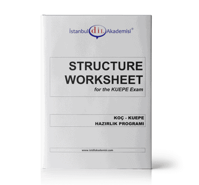 KUEPE STRUCTURE WORKSHEET
