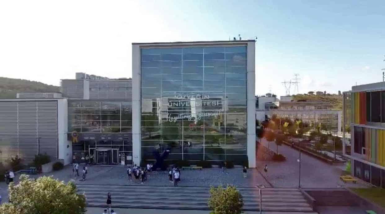 Özyeğin Üniversitesi TRACE Sınav Konusu